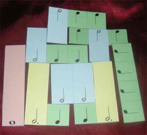Rhythm Blocks Cut Out
