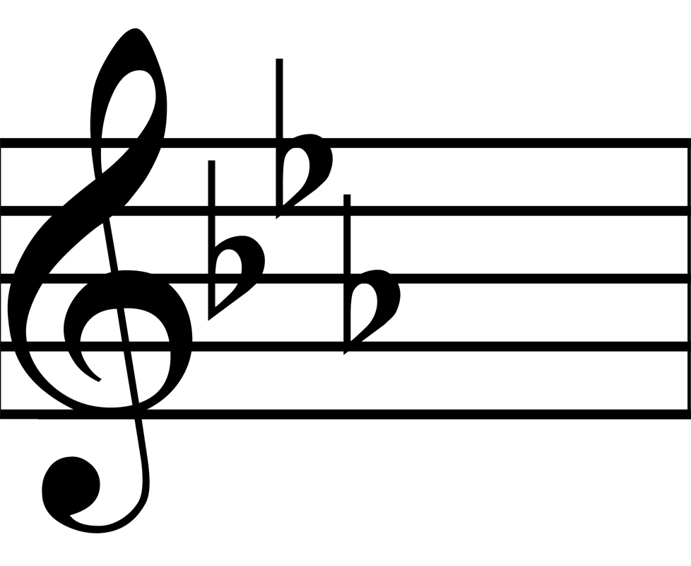 Large Key Signatures Flascards