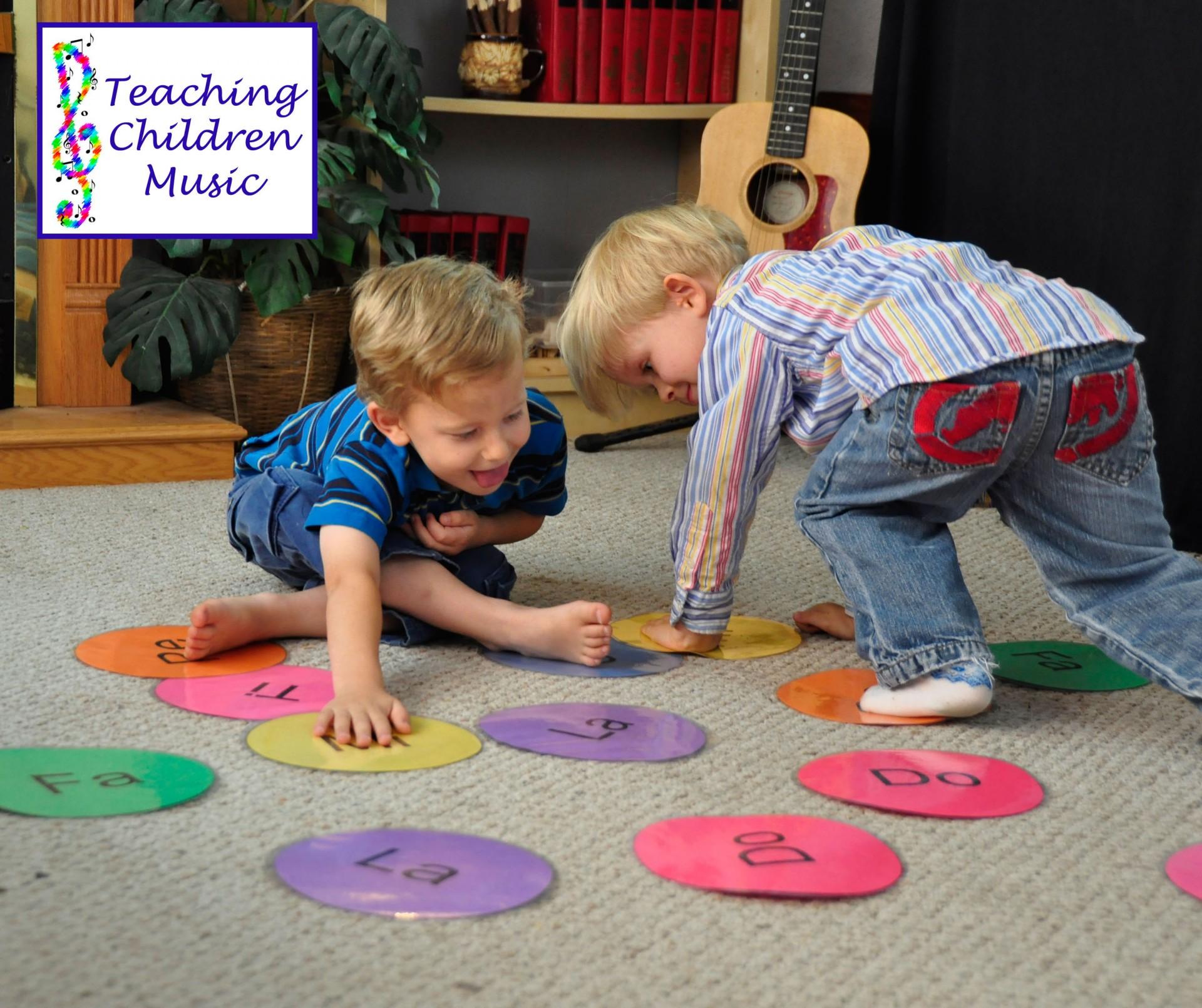 music for preschoolers