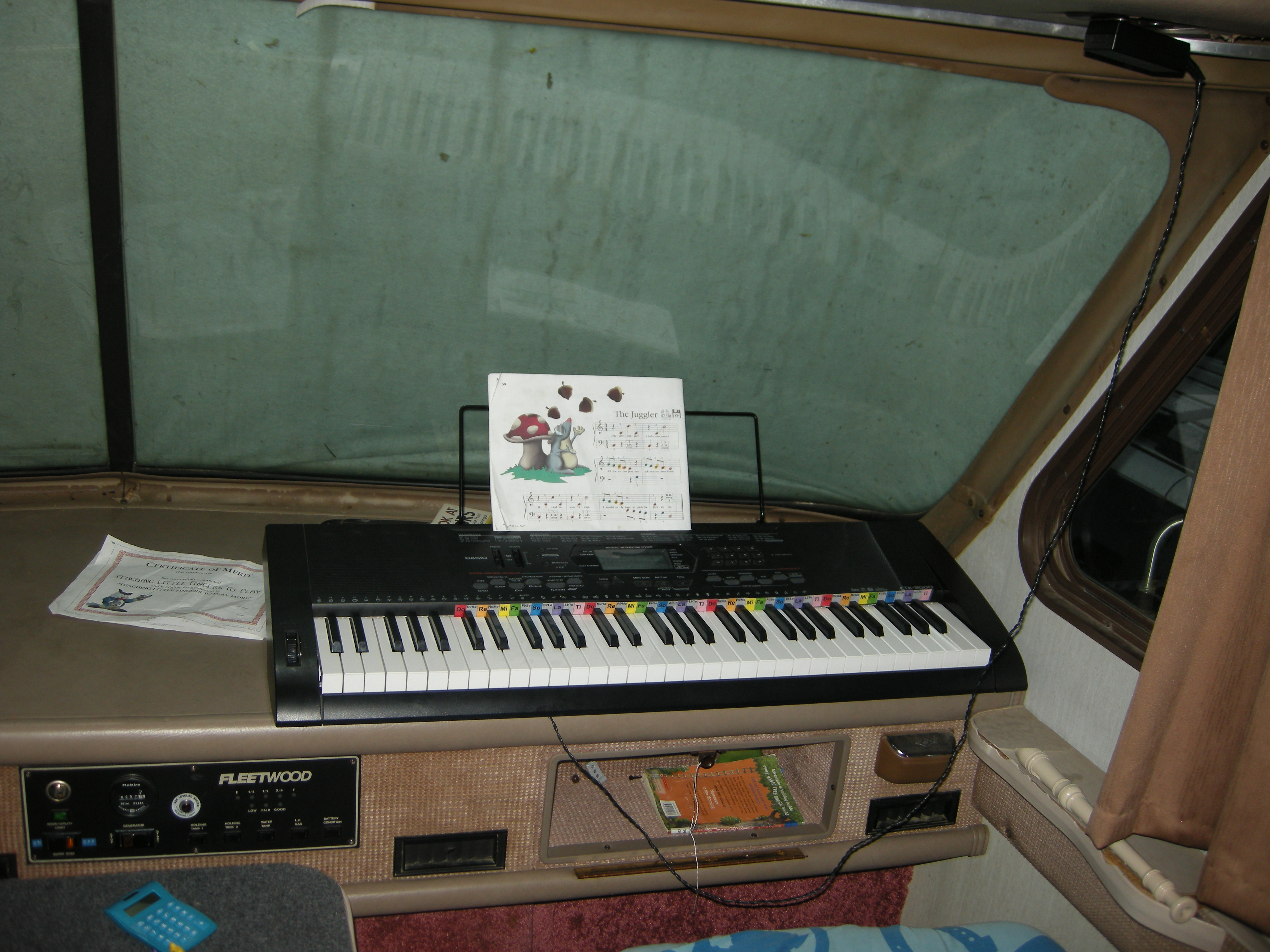 Music for small spaces teaching children music for Piano for small space