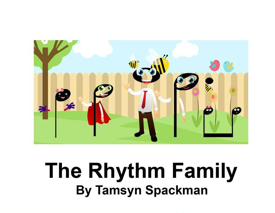 Rhythm Family Book Cover