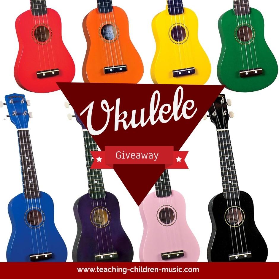 free ukulele giveaway