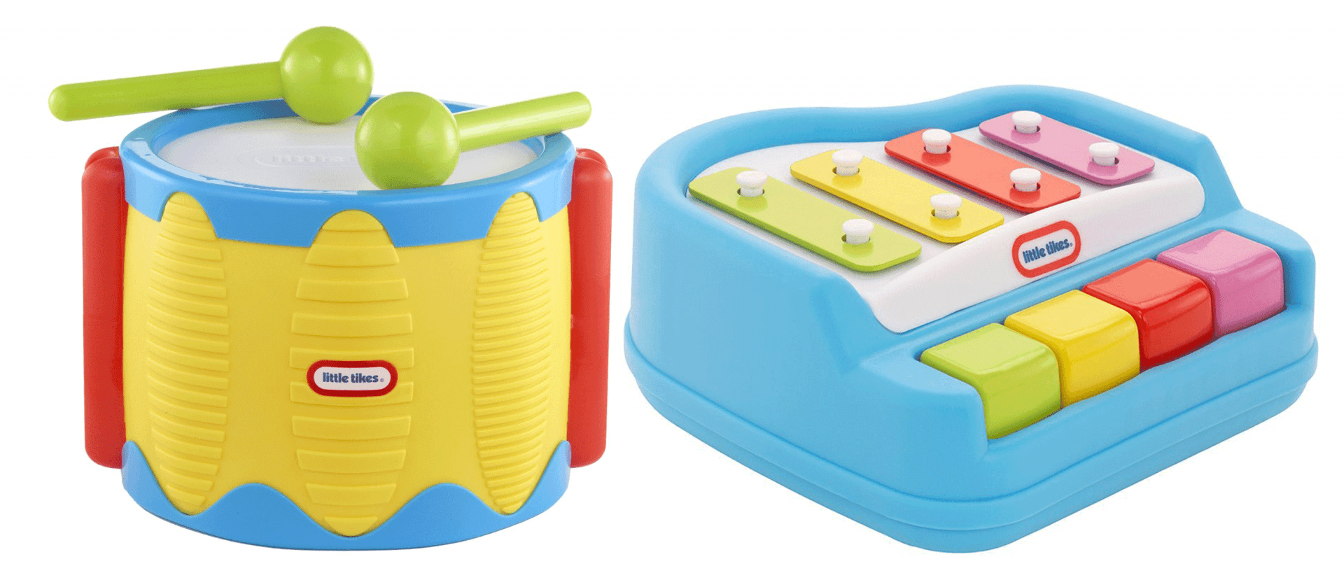 """Little Tikes """"Tap a Tune"""" Piano and Drum Giveaway"""
