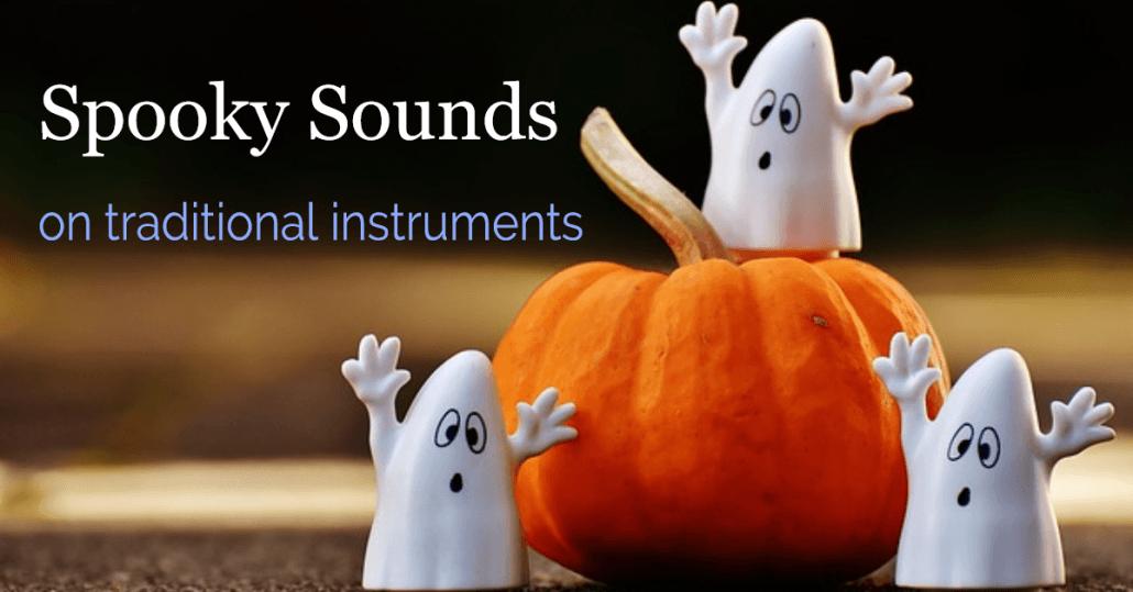 spooky sounds